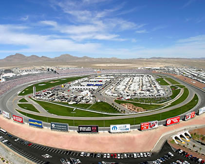 NASCAR Weekend Schedule for Las Vegas